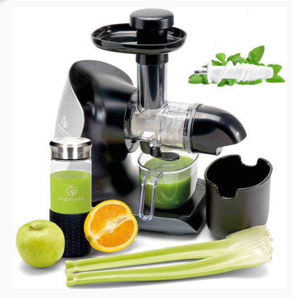 Green press Slow Juicer