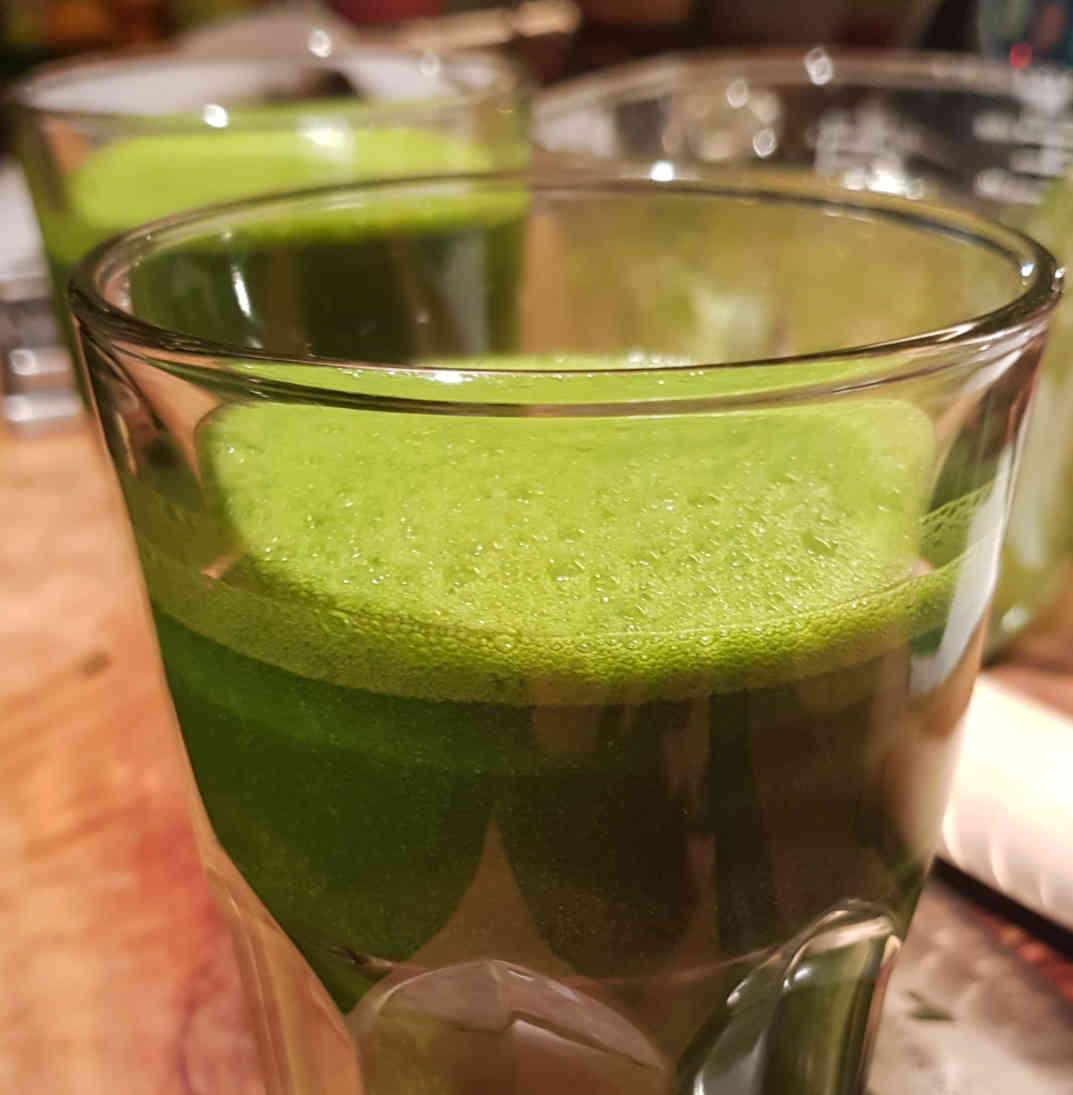VirginMojito green juice